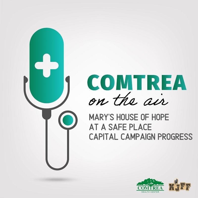 COMTREA On The Air - Capital Campaign Progress