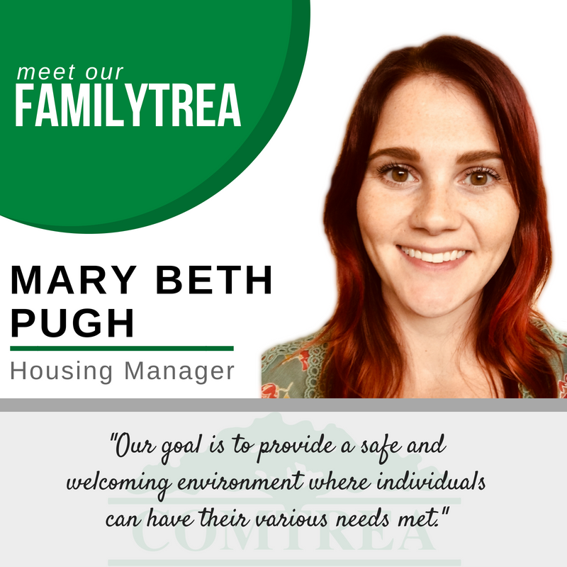 MaryBeth Pugh, Housing Manager