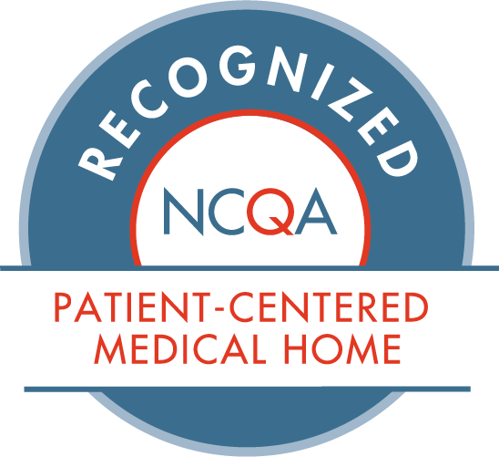 Recognized NCQA Patient Centered Medical Home