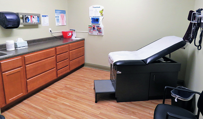 Primary care medical lab